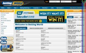 Bettingworld site