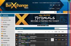 Betxchange site