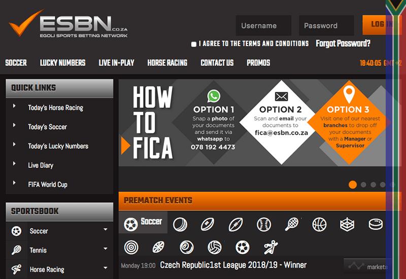 Esbn site