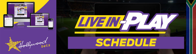 Hollywoodbets live betting