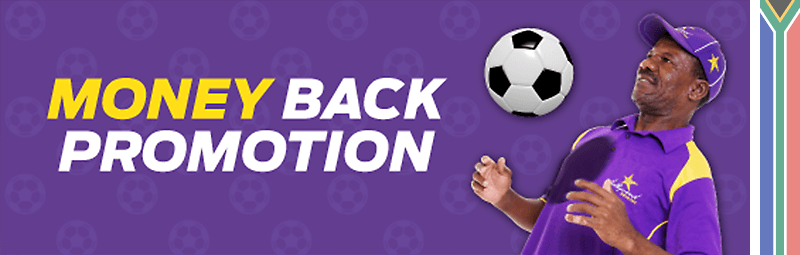 Hollywoodbets soccer money back promotion