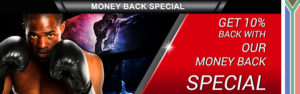 Supabets money back special bonus