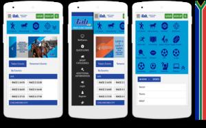 Trackandball mobile view
