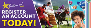 Hollywoodbets register an account