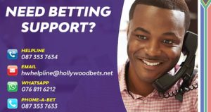 Hollywoodbets contact info