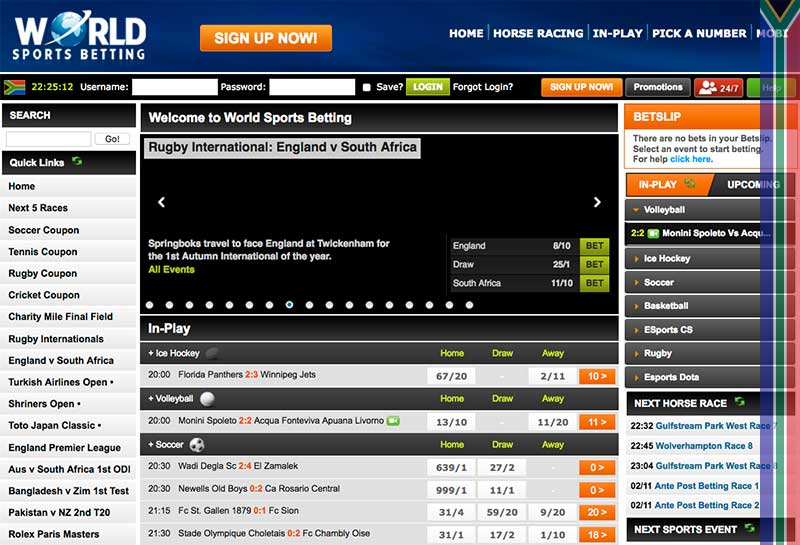 Worldsportsbetting site