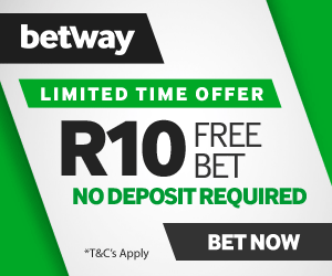 Betway R10 no deposit bonus