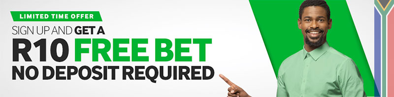 Betway 10R free bet